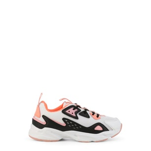 Round Toe Chunky Kids Sneakers