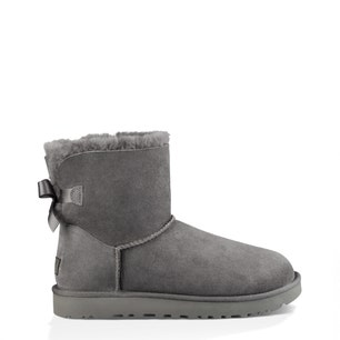 Mini Bailey Bow Ankle Boots