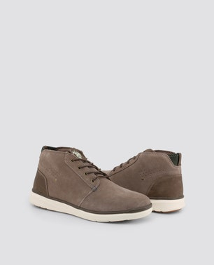 Mud Ygora Perforated Casual Lace Up