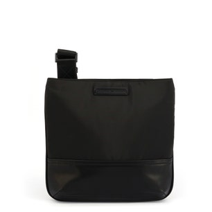 Shoulder Strap Zip Crossbody Bag