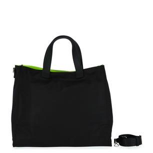 Classic Black Magnetic Handbag