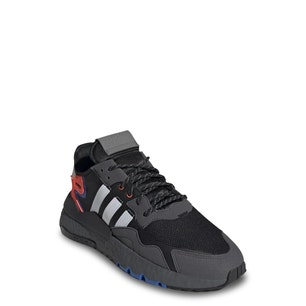 Black Nite Jogger Lace Up Sneakers