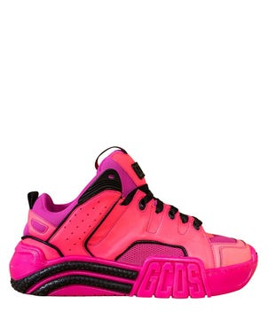 Round Toe Trainers Low Top Sneakers