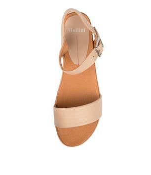 Wayde Leather Straps Sandals
