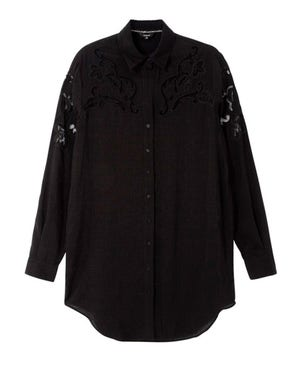 Collar Neck Button Shirts