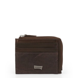 Brown Tuscany Card Holder Wallet