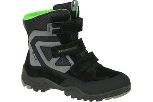 Velcro Strap Xpedition Hi-Top Kids Boots
