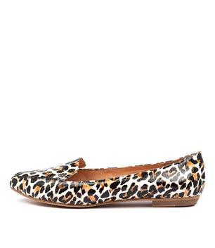 Gyro Flat Heel Slip On Loafer