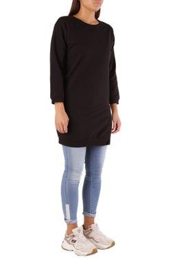 Long Sleeve Zipper Side Sweatshirt