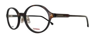 Marble Print Round Eye Acetate Eyeglass