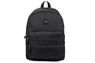 Schoolin It Logo Zipper Backpack