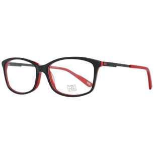 Black Square Frame Acetate Eyeglass