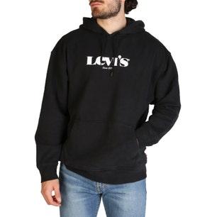 Black Hoodie Long Sleeve Sweatshirt