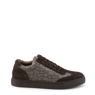 Moro Suede Low Top Sneakers