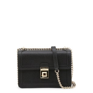 Dixie Magnetic Leather Crossbody Bag