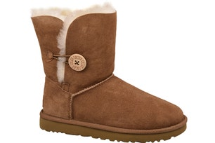Brown Bailey Bow II Winter Boots