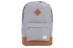 Grey Classic Heritage Backpack