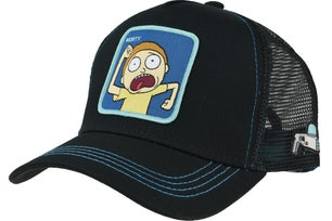 Rick Et Morty Embroidered Cap