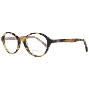 Round Marble Print Pantos Eyeglass