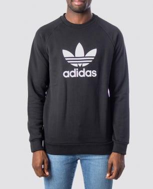 Trefoil Warm Up Sweatshirt