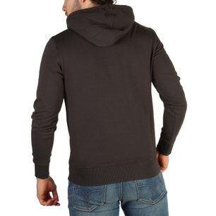 Hoodie Long Sleeve Logo Sweatshirt