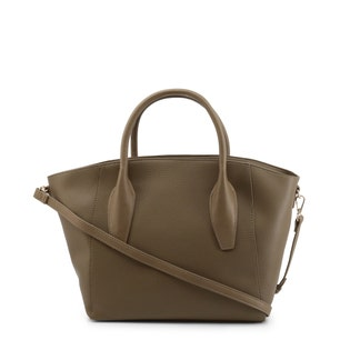 Brown Vanvitelli Zipper Handbag