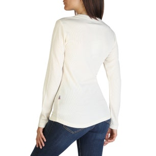 Long Sleeve Button Knit Pullover