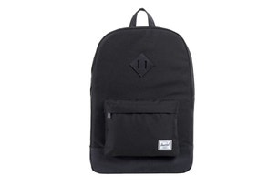 Black Classic Heritage Backpack