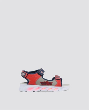 Navy Thick Kids Sandals