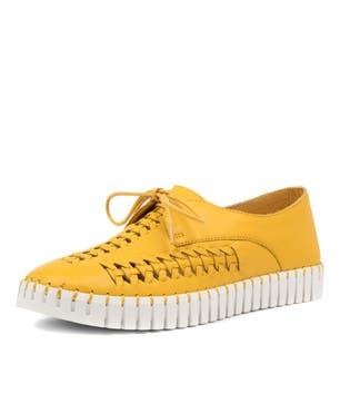Hubert-Dj Butter Cup Sneakers