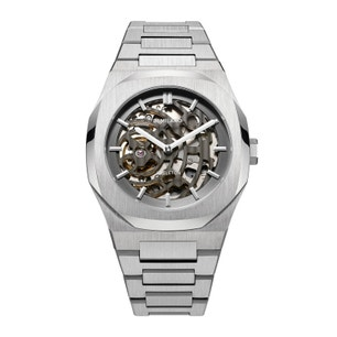 Stainless Steel Mechanic Automatic Watch