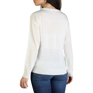 Long Sleeve Round Neck Knit Sweater