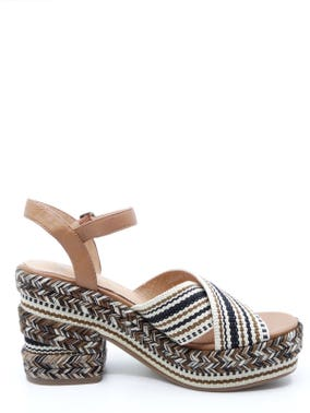 Caila-Mo Cross Over Sandals