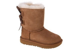 Light Brown Back Lace Bailey Bow II Winter Boots