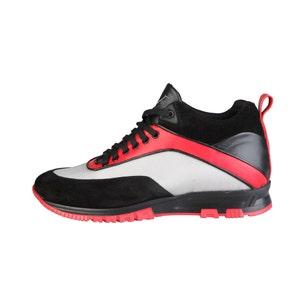 Venant Nero Low Top Sneakers