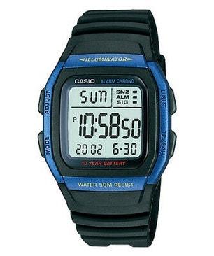 Blue Quartz Digit Wristwatch