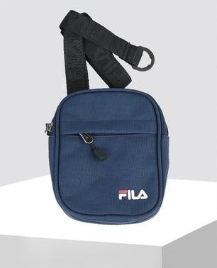 Blue Pusher Berlin Bag