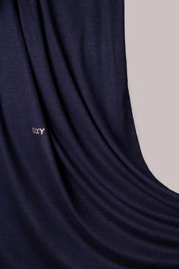 حجاب جيرسي لون نيلي