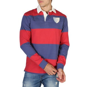 Stitched Shoulder Style Polo Shirt