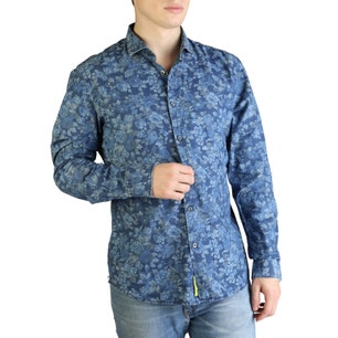 Floral Printed Long Sleeve Button Shirt