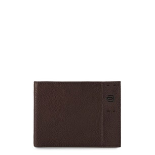 Leather Textured Card Holder Wallet