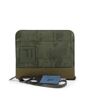 Green Small Plain Handbag