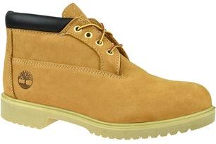 Yellow  Hi top Newman Premium Trekking Shoes