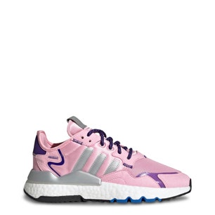 Pink Nite Jogger Lace Up Sneakers
