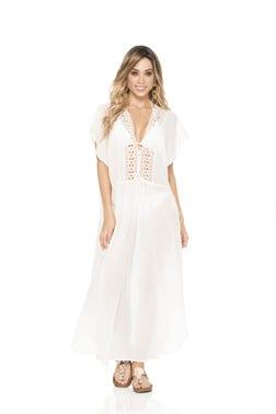 Amazonia Lotus  Tunic Dress