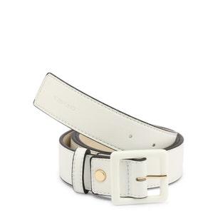 Angelo Bianco Leather Adjustable Belt
