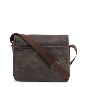 Brown World Magnetic Briefcase