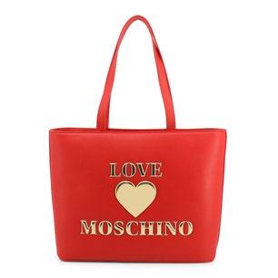 Red Zip Shoulder Bag