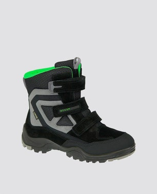 Xpedition Velcro Strap Kids Boots