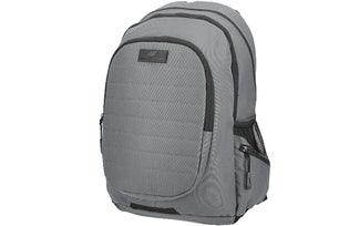 Mesh Side Pocket Zipper Backpack